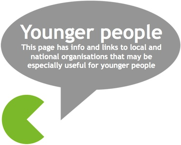 Younger people